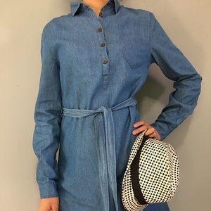 YOYO5 Blue Dress